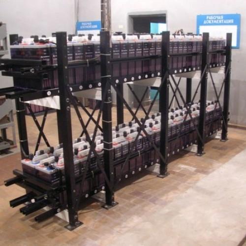 Реконструкція системи оперативного струму, Карлівський цукровий завод