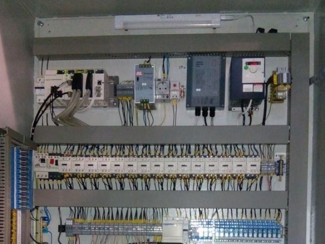 АСУ модуля мікродозування сипучих компонентів для комбікормових заводів