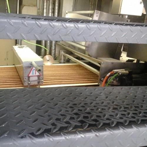 Автоматизація лінії виробництва повітряних батончиків «Мажор»
