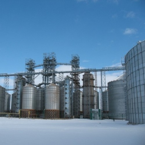Автоматизація елеватора 580 тис.тонн, агрохолдинг UkrLandFarming