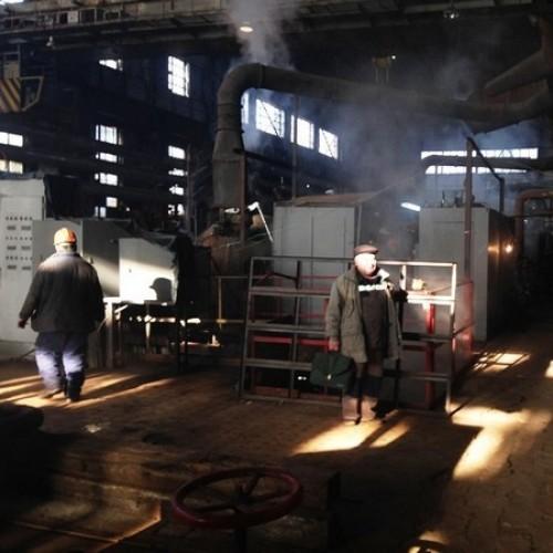 Комплексна автоматизація енергоблоку ТЕЦ Краматорського феросплавного заводу