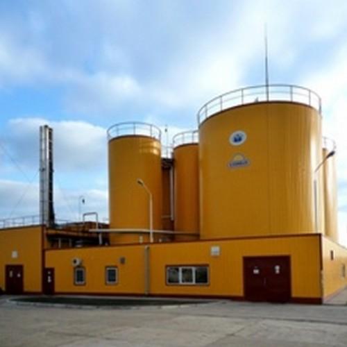 Електропостачання сироробного виробництва, Баштанський сироробний завод