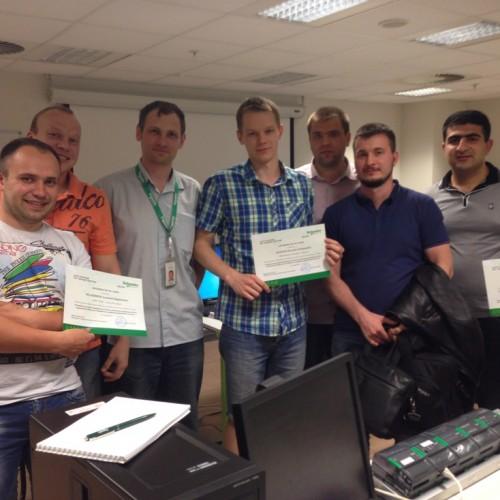 Фахівцями «Призма Електрик» освоєні навички розробки АСУ будівлями на базі рішення SmartStruxure