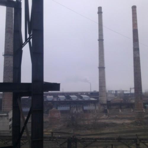 Автоматизація енергоблоку ТЕЦ Краматорського феросплавного заводу