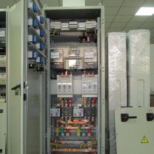 Електрощитова РУ-0,4кВ в новому супермаркеті мережі «Клас»