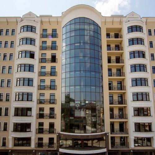 Головний розподільний щит бізнес-центру «Брама», м. Харків