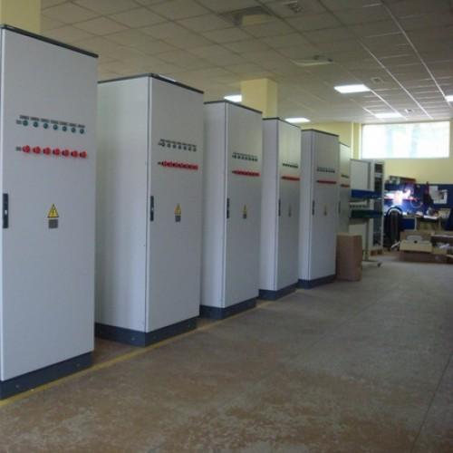 Виконані роботи з комплексної автоматизації елеватора місткістю 120 тис.т зерна