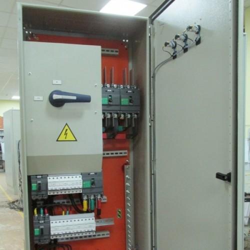 Шафи електропостачання, фармацевтичне підприємство «Фармстандарт-Біолік»