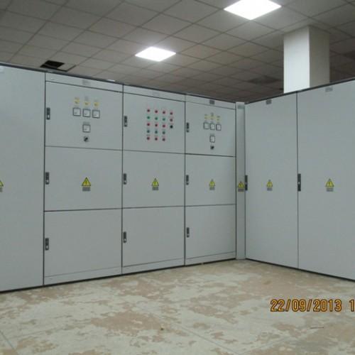 Організація системи електропостачання супермаркетів мережі «Клас»