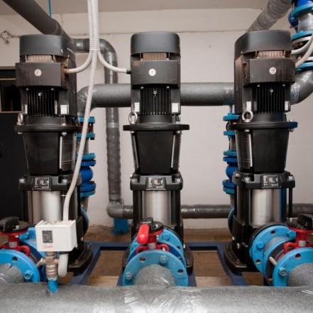 Автоматизована система водовідведення міста Нова Каховка