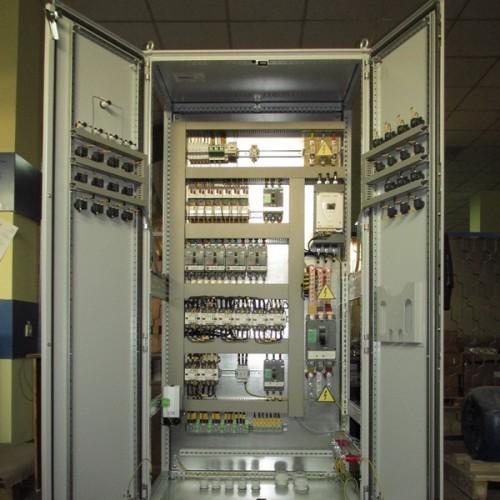 Автоматизація елеваторного комплексу в Житомирській області