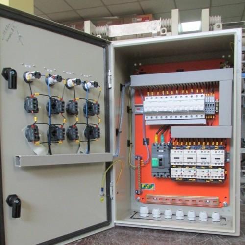 Модернізація системи електропостачання підприємства «Фармстандарт-Біолік»