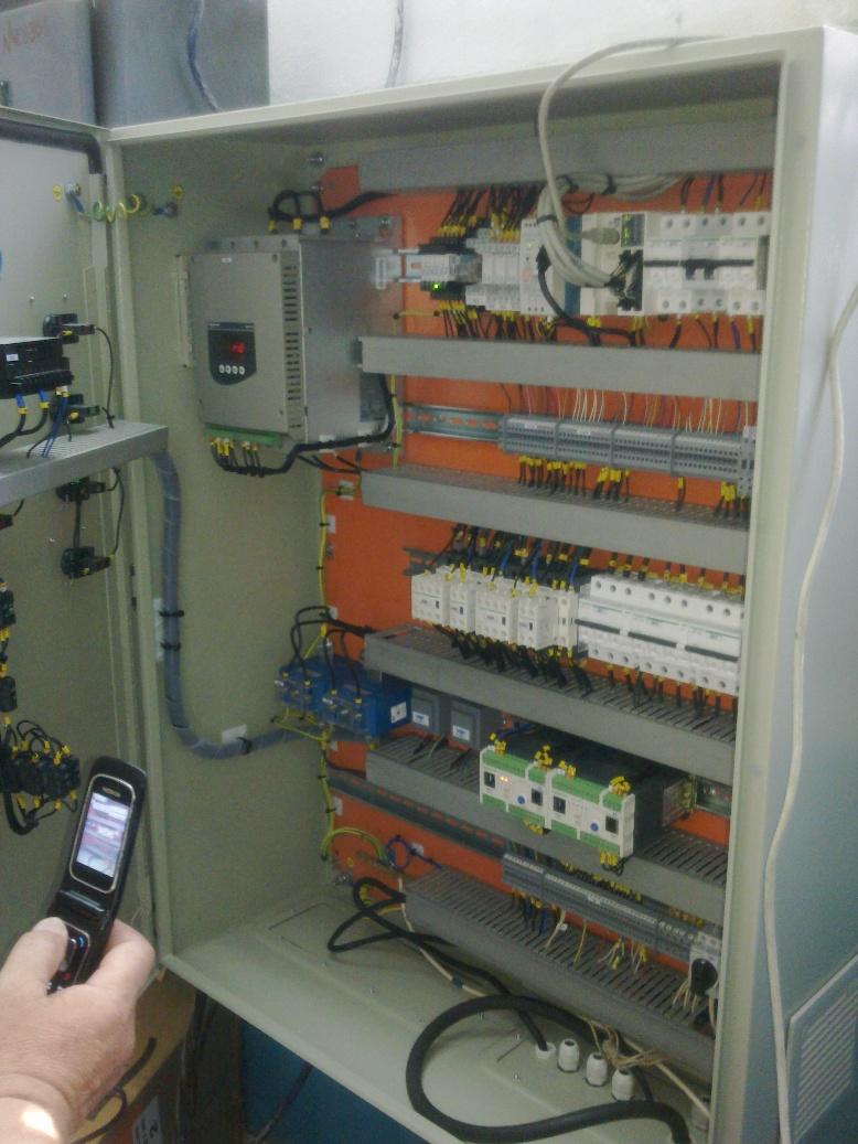 Автоматизация канализационных насосных станций Новая Каховка