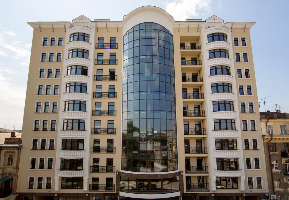 ГРЩ бізнес-центр Брама