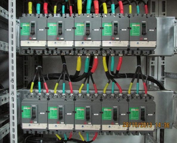 Електропостачання свинокомплексу
