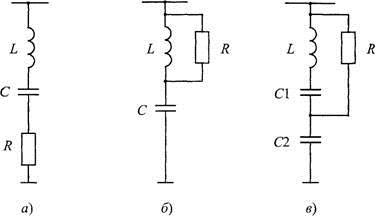 Схеми фільтрів