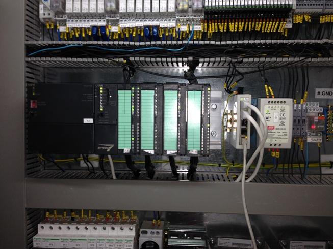 APCS processing plant