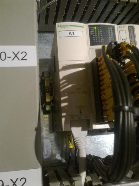 Автоматизация энергетического оборудования