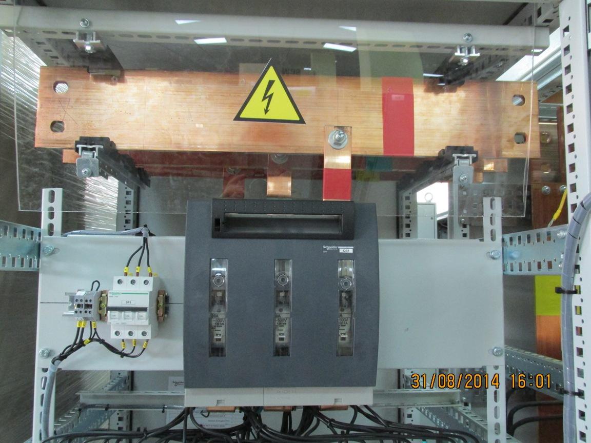 АСКРМ: установка компенсации реактивной мощности