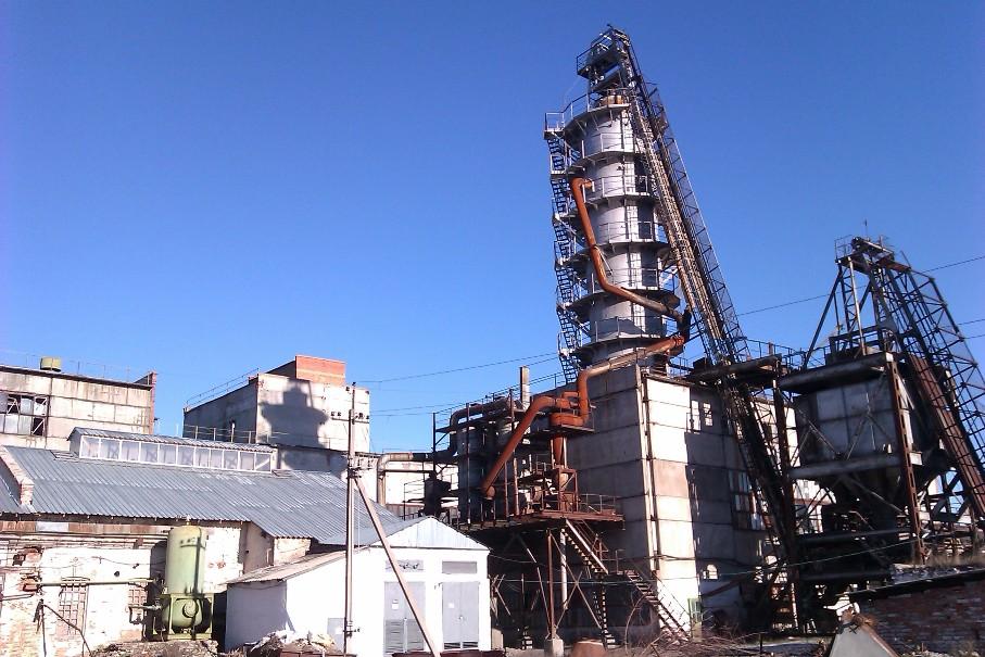 Карлівський цукровий завод