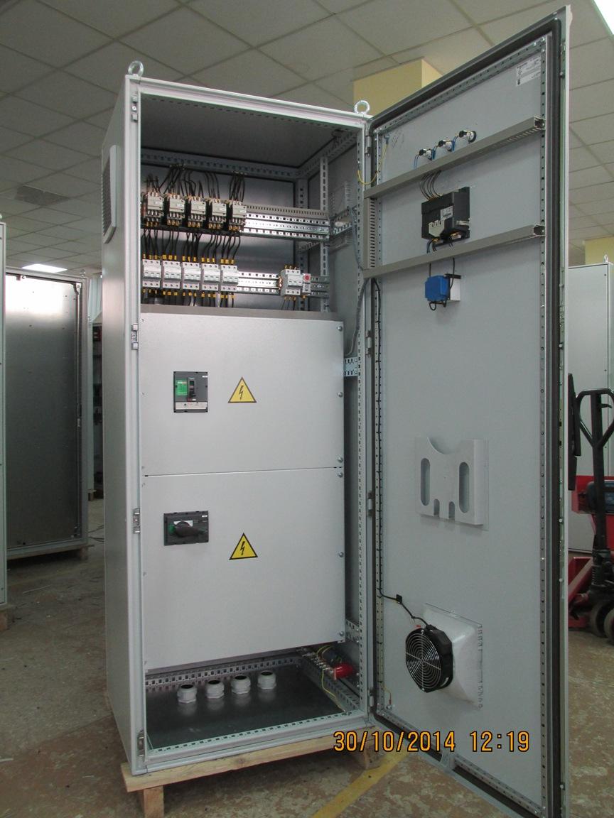 Автоматизация элеваторного комплекса в Житомирской области