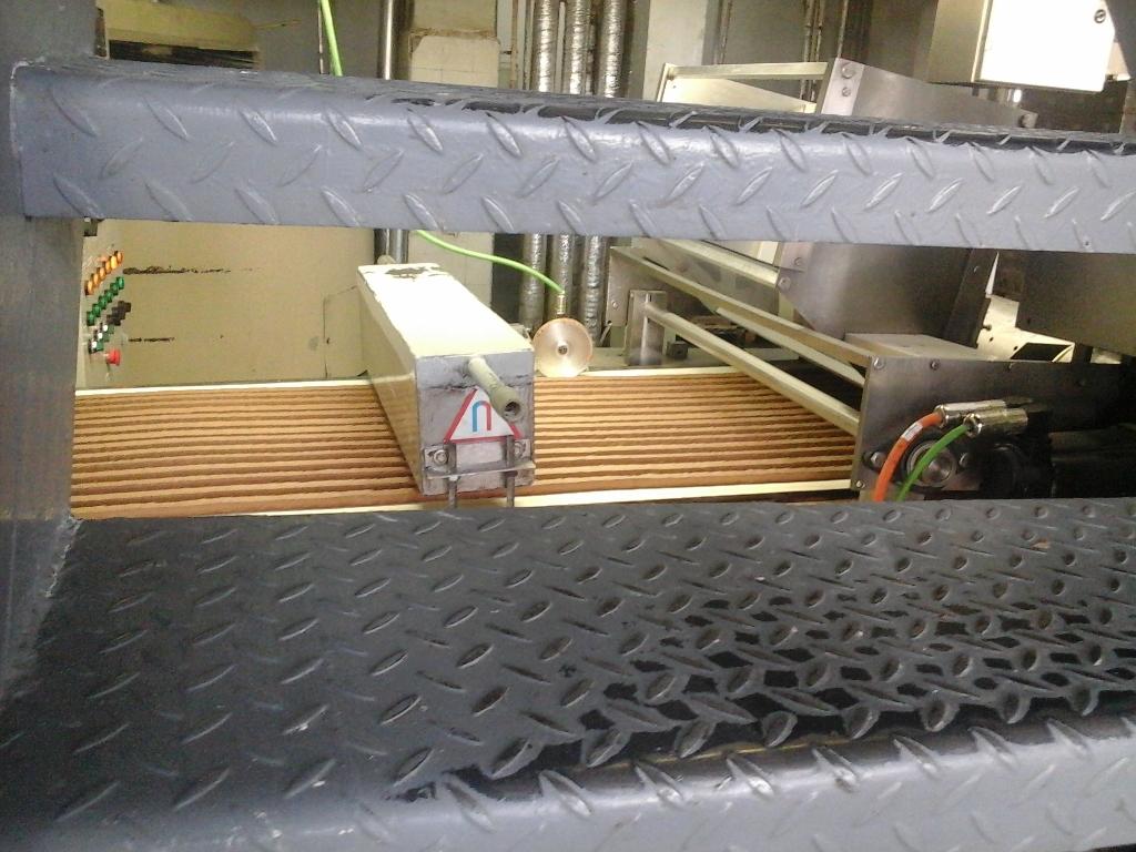 АСУ линии производства печенья Мажор